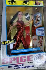 Rare Vintage Galoob Spice Girls Concert Collection Doll Sporty Mel C Nrfb