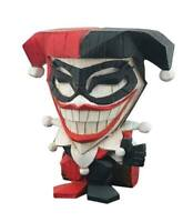 DC Comics Teekeez Vinyl Figur Serie 1 Harley Quinn 8 cm