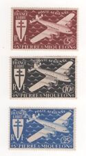 Aviation French & Colonies Stamps