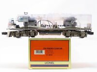 O Gauge Lionel 6-38151 Platinum Ghost Clear 3-Rail F3 Diesel Locomotive #2000