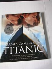TITANIC Special Collectors Soft cover by James Cameron