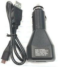 Blueant Genuine SIL-050050B-CLA Car Charger and MICRO-USB Cable Universal