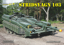 TANKOGRAD IN DETAIL FAST TRACK 20  Stridsvagn 103 Sweden's Magnificent S-Tank