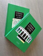 LE PATRIMOINE DES COMMUNES DE L'ALLIER . 2/2 vol . Régionalisme 03 . SUPERBE .
