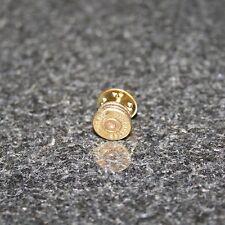 .40 Spent Brass Bullet Tie Tack/Hat Pin