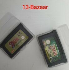 The Legend of Zelda: Four Swords / The Minish Cap For Nintendo Game Boy Advance
