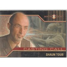 Marvel Iron Man Movie Casting Call Chase Card CC6 Yinsen