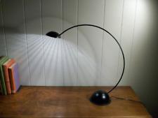 Modern Black Arc Lamp by Vrieland Designs Holland - turntable