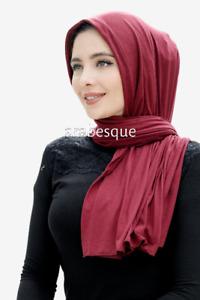 Modal/Elastane Jersey Hijab