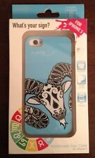 ARIES Horoscope Sign Blue Hard Shell iPhone Cell Phone Protective Case iPhone 5
