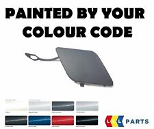 MERCEDES MB C CLASS W204 FRONT TOW HOOK EYE COVER PAINTED BY YOUR COLOUR CODE