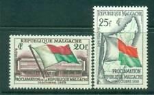 MALAGASY  Sc 303-4  MNH  Proclamation