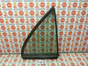 94 95 96 97 MITSUBISHI GALANT PASSENGER RIGHT SIDE REAR DOOR VENT GLASS OEM