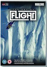 Red Bull: The Art of Flight DVD Film Movie Snowboarding Extreme Sport