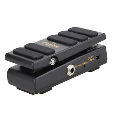 Caline 2 in 1 Wah Volume Control Pedal Guitar Effect Pedal CP-31 True Bypass #2