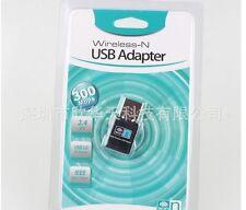 New Faster 300M USB WiFi Wireless LAN 802.11 n/g/b Adapter Nano Network 300Mbps