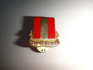 """États-unis 1st Maintenance Bataillon """" Premier Pour Maintenir """" Distinctif Unité"""