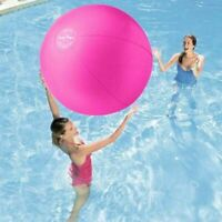 90cm Inflatable Jumbo Beach Ball Pool Party Toy Kid Summer Water Game Outdoor AU