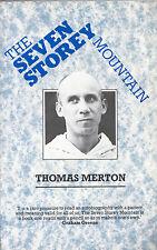 "THOMAS MERTON - ""THE SEVEN STOREY MOUNTAIN"" - S.P.C.K. LARGE FORMAT PB (1990)"