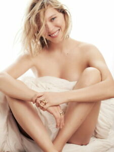 V7117 Lea Seydoux Smile Natural Nude Hot Sexy Tits Actress WALL POSTER PRINT AU