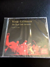 King Crimson ( Fripp,Bruford,etc.) - The Beat Club , Bremen Oct.17,1972 NEU