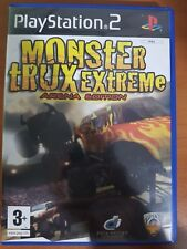 MONSTER TRUX EXTREME ARENA EDITION - PLAYSTATION 2 PS2 USATO