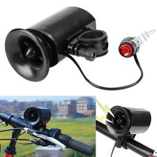 Multi 6 Sounds Ultra-loud Bike Bicycle Electronic Bell Horn Alarm Speaker Siren