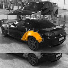 Rear fender flares LION'S KIT VER.2 Mazda RX8 RX-8 S1, S2, S3 2008-2012