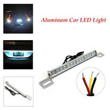 25CM*2CM Car LED Reversing Lamp Mini Signal License Lights Light Tail Blinker