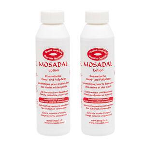 Mosadal Hornhautentferner 500ml nachhaltige und schmerzfreie Hornhautentfernung