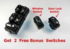 Ford Windstar Power Master Window Switch  2000-2003  + 2 Bonus Switches