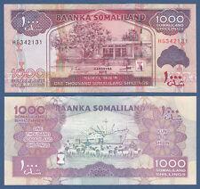 SOMALILAND 1000 Shillings 2015  UNC  P. 20 b New