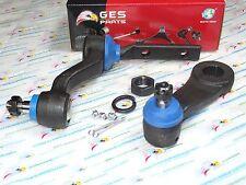 4WD Blazer S10 Sonoma Jimmy 2PCS NEW 1 PITMAN & 1 IDLER ARM K6251 K6255