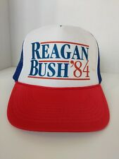 5aad3041dc1 Retro OTTO Collection Reagan Bush  84 Trucker Hat Snapback Adjustable One  Size