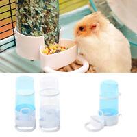 Transparent Automatic Hamster Water Bottle Feeder Guinea Pig Bird Feeding Apt