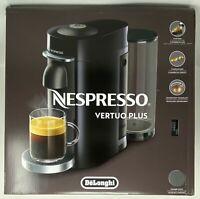 Nespresso by De'Longhi VertuoPlus Deluxe Coffee and Espresso Machine Titan