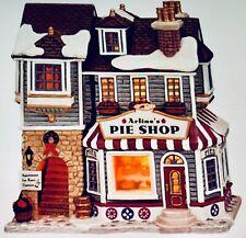 Lemax Village ARLINE'S PIE SHOP #25659 MIB 2002 Retired