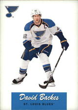 David Backes 2012-13 O-PEE-CHEE RETRO VARIATION #110 St Louis Blues