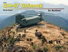 CH-47 Chinook in Action, Vietnam, Iraq helicopter (Squadron Signal 10248)