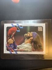 2021 TOPPS SERIES 1 PHOTO VARIATION ULTRA RARE SSP HAIR OUT BRYCE HARPER - MINT!