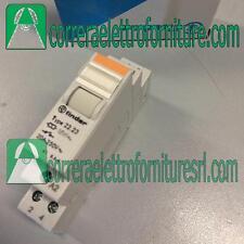 Finder Inst.relais 230vac 22.23.8.230.4000 Serie 22 F?r 35mm-schiene 1s 1? 20a 2