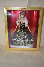 2006 Happy Holidays Barbie By Bob Mackie Special Edition Collector Blonde New826