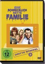 EINE SCHRECKLICH NETTE FAMILIE - 3.Staffel (3 DVDs) OVP