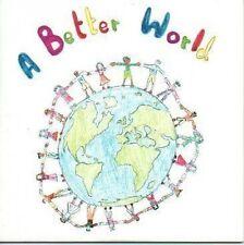 (960C) A Better World, Laura Comfort - DJ CD