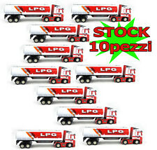 STOCK ingrosso 10 Camion RADIOCOMANDATI RC mini autoarticolato r/c CON LUCI
