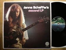 Janne Schaffer-Second LP-UK 1975 VERTIGO UFO DE LUXE-JAZZ PROG TOP