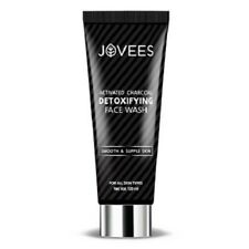 Activated Charcoal Detoxifying Face Wash 120ml help control excess facial oil
