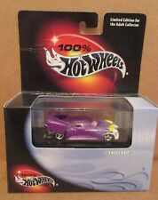 100% Hot Wheels limited Edition Triclopz 1:64 die cast