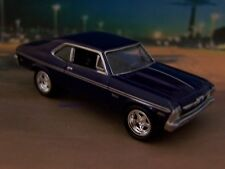 69 1969 CHEVY NOVA SS COLLECTIBLE 1/64 SCALE REPLICA MODEL DIORAMA OR DISPLAY