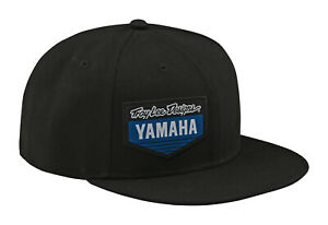 Troy Lee Designs Yamaha L4 New Era Snapback Hat OSFA - Black